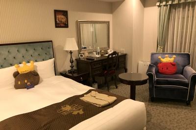 ご褒美ホテルに泊まって動物たちに会ってきたお話 4 ホテルの部