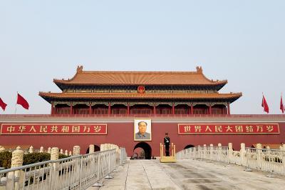 冬のバイカル湖:ちょこっと北京