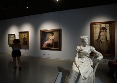 ベルギー王立美術館近代部門【2】James Ensor、Guillaume Vogels、etc