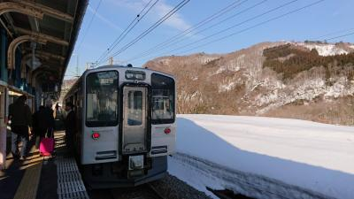 「雪原の世界」に感激。週末に長野経由で「妙高高原、上越高田」までの旅。