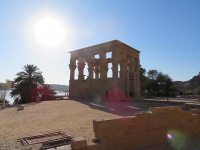 エジプト感動周遊ツアー 5日目 イシス神殿