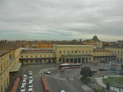 2019年イタリアを旅行しました。【4日目(2/2) ヴェネツィア→ボローニャ 移動】