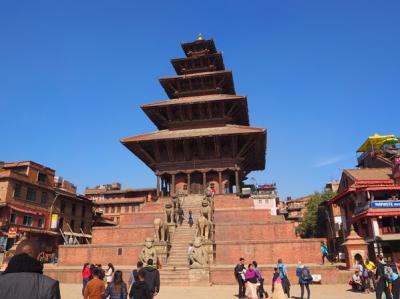 2017.12-2018.1 ネパール旅行記2 ~パタン・バクタプル~