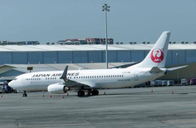 東京ーマニラ、JALエコノミー便往復