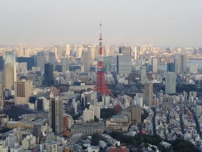 六本木歌舞伎と東京観光