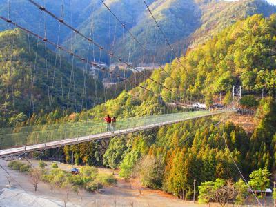 滋賀⇔奈良は近いと思っていたけど、結局300km超のドライブを楽しんだ2日間♪ -十津川村・橿原編-