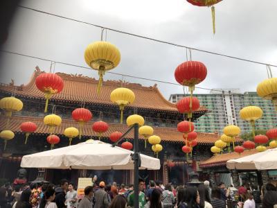 香港、マカオの旅   1日目