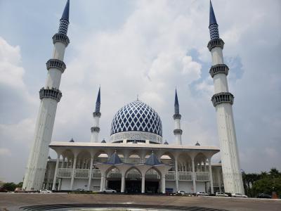 初マレーシア親子旅