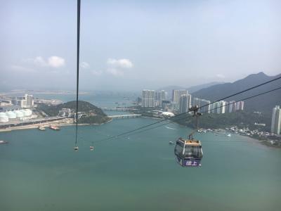 香港の自然とディープな雰囲気を満喫