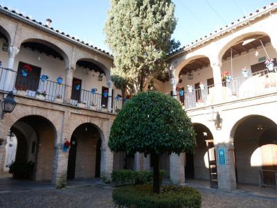年末年始スペインアンダルシア旅行 その8 どこも開いていない元旦のコルドバ観光