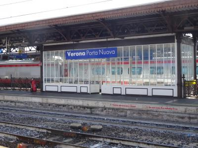 【別行動】ヴェネツィアから日帰りヴェローナ
