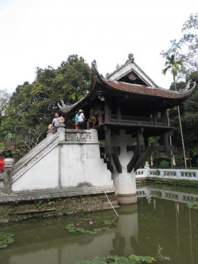 ベトナム・ハノイ3泊5日食い倒れの旅(2日目・市内観光)