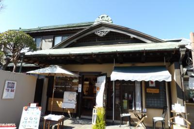 長谷寺参道の古民家がカフェに