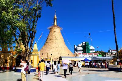 2っの黄金聖地をめぐるゴールデンミャンマー5日間(ヤンゴン市内観光)