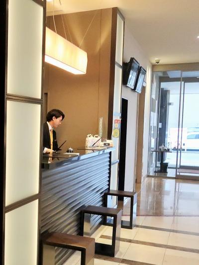 勝田-2 テラスイン勝田 駅近くで便利/快適 ☆朝食付き7950円はお手頃・TV視聴も