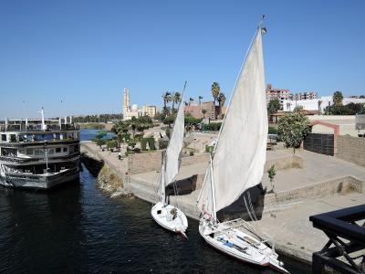古代エジプト人に畏怖の念=神秘のエジプト・ナイル川クルーズ10日間 8(アスワン2)