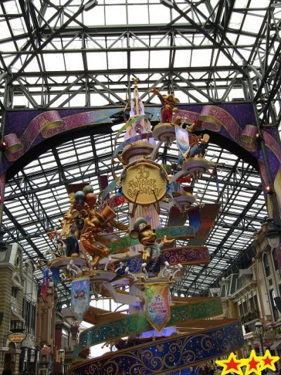 毎年恒例★1泊2日★誕生日in35周年グランドフィナーレの東京ディズニーリゾート旅行2日目★