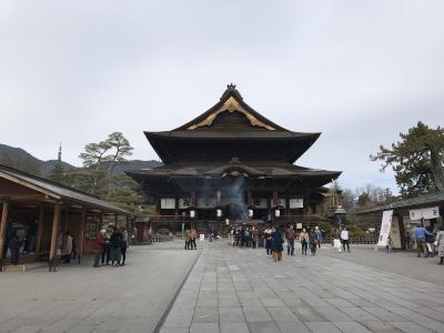 【週末旅散歩】びゅートラベルを利用して湯田中温泉に行ってきました。