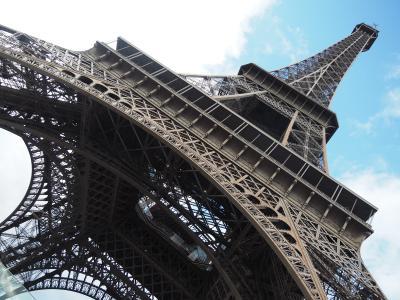 パリ散策 ルーヴル~エッフェル塔(フランスツアー5日目後半-1)