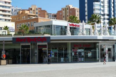 ハードロックカフェ マラガ店(Hard Rock Cafe Malaga)