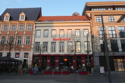 ハードロックカフェ アントワープ店 (Hard Rock Cafe Antwerp)