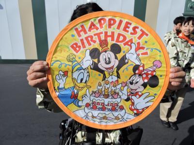 2019年☆初インパはランド!35周年グランドフィナーレを楽しむ1日(*^^*)