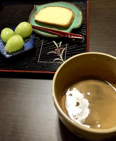 古の夢物語、奈良元林院に咲く一輪の「お茶屋の世界」を『つるや』で、ちょっとだけ、味あわせて頂く...(元林院/奈良市/奈良県)