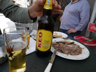 北から入国・週末キプロス旅行~南北に分断された首都ニコシアでおしゃべり時々観光、時々豚さま~