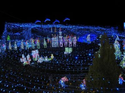 須磨水族館 ライトアップ