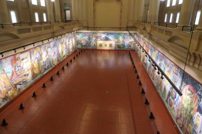 フィリピンの首都マニラの美術館