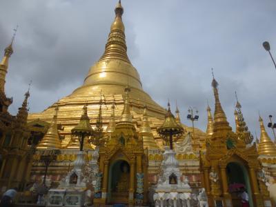 ミャンマーの旅-1