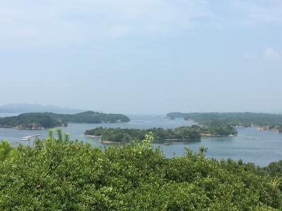 真夏の伊勢&名古屋旅行 2日目は伊勢志摩サミットの賢島で英虞湾クルーズ
