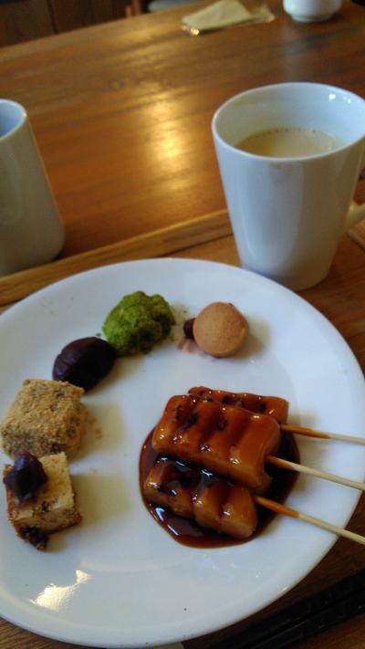 早春の京都は寒いけど♪ 宿と美味しいもの色々
