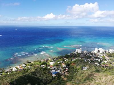 28年ぶりのハワイへ