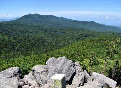 来たよ~八ヶ岳。今回は登山。1日目 にゅう登山と はじめての本格山小屋泊