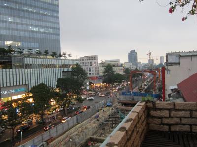 2018~2019年末年始東南アジア周遊・8日目・ベトナムホーチミンへ。