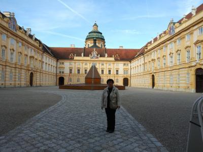 ウィーンとメルクの修道院