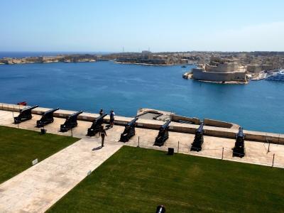MSC 西地中海クルーズ⑥ヴァレッタ(マルタ共和国)