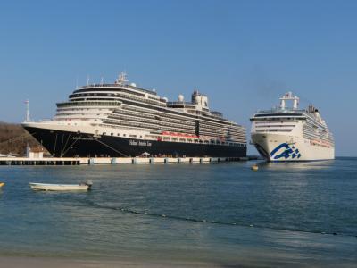 ニューアムステルダム号で行くカリブ海縦断・パナマ運河横断・中米周遊クルーズ⑦メキシコのウアトゥルコ