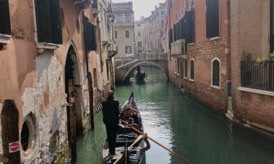 ヨーロッパ旅行① ~ヴェネツィア~ テーマパークみたいな街