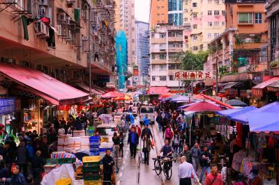 春の香港レトロ散歩 ~トラムでおでかけ北角編~