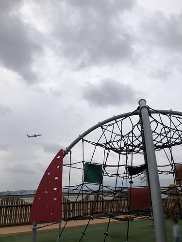 ボーネルンド・キドキド「あそびのせかい大阪国際空港店」とフレンチトースト