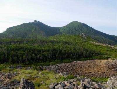 来たよ~八ヶ岳。今回は登山。2日目 勢いで?東天狗岳登山はかなりおもしろかった。