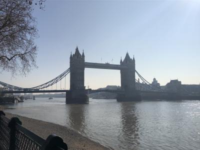 初めてのロンドンをひとりで歩く その3