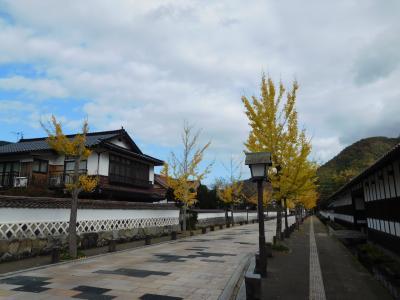 公共交通機関で行く島根県西部 1日目その1 移動と少しだけ津和野散策