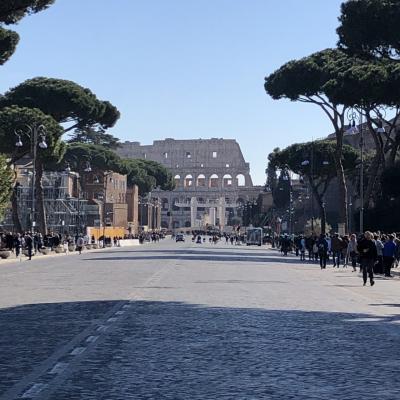 憧れのローマ、フィレンツェ
