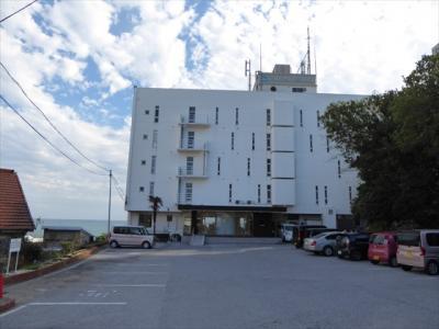 房総の旅、楽天で星4つ以上の人気宿『潮騒リゾート鴨川』に宿泊。