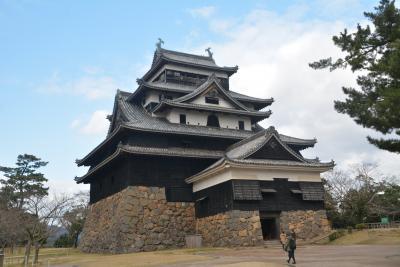 瀬戸内島巡り紀行 小豆島から松江、松江城へ