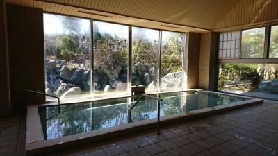 石和温泉 「ホテルやまなみ」さんの日帰り風呂