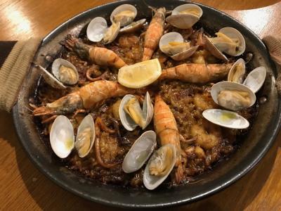 福知山で一番美味いスペイン料理屋さんへ